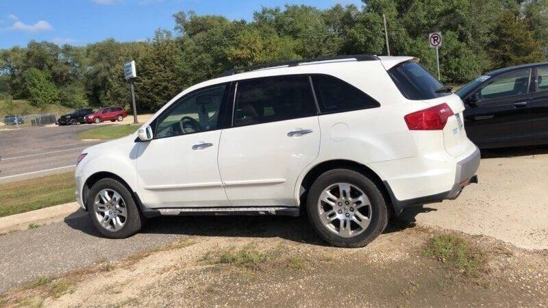2009 Acura MDX for sale at Reliable Auto in Cannon Falls MN