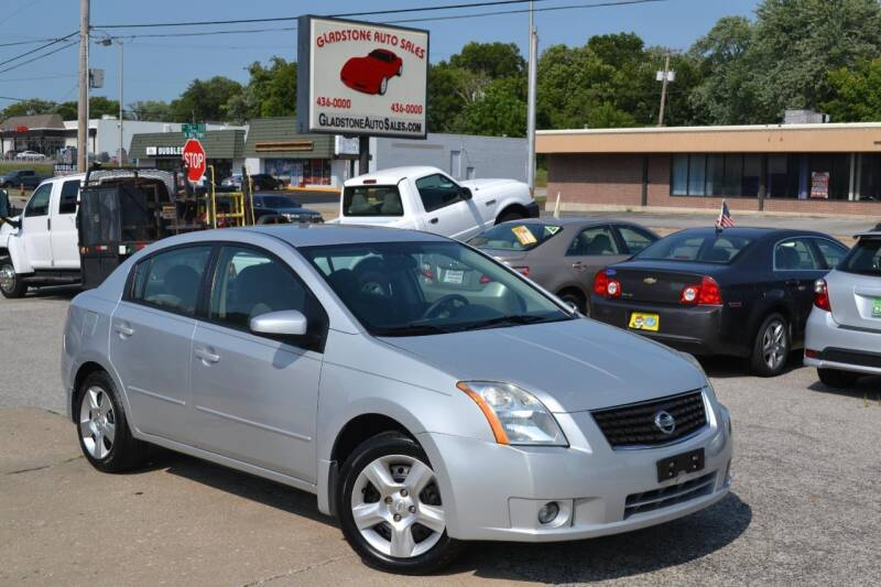 2008 Nissan Sentra for sale at GLADSTONE AUTO SALES    GUARANTEED CREDIT APPROVAL in Gladstone MO