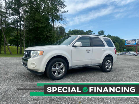2009 Ford Escape for sale at QUALITY AUTOS in Newfoundland NJ