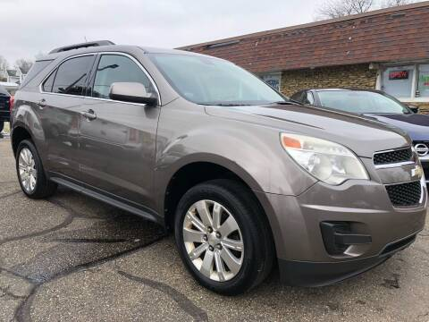 2011 Chevrolet Equinox for sale at Approved Motors in Dillonvale OH