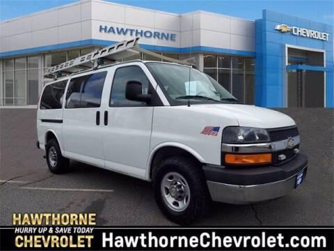 2016 Chevrolet Express Passenger for sale at Hawthorne Chevrolet in Hawthorne NJ
