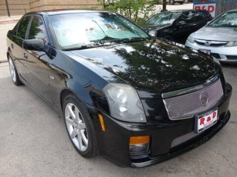 2004 Cadillac CTS-V for sale at R & D Motors in Austin TX