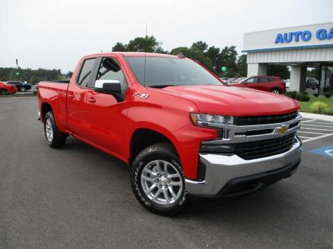 2020 Chevrolet Silverado 1500 for sale at Auto Gallery Chevrolet in Commerce GA