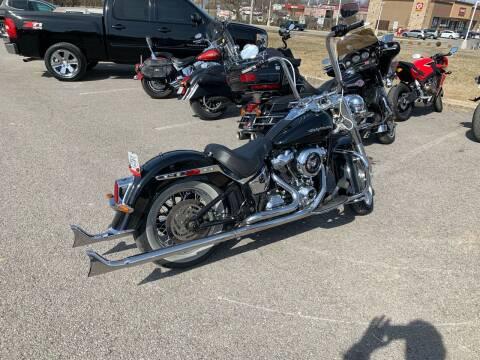 2020 Harley Davidson Softail Deluxe for sale at Dan Powers Honda Motorsports in Elizabethtown KY