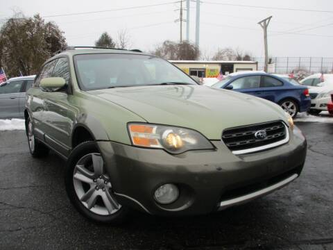 2005 Subaru Outback for sale at Unlimited Auto Sales Inc. in Mount Sinai NY
