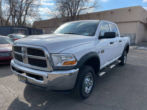 2010 Dodge Ram Pickup 2500 for sale at Mister Auto in Lakewood CO