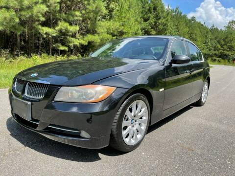 2008 BMW 3 Series for sale at Carrera AutoHaus Inc in Clayton NC