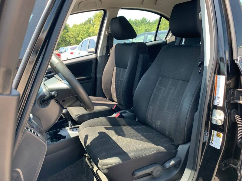 2012 Suzuki SX4 LE 4dr Sedan with Popular Package - Murphysboro IL