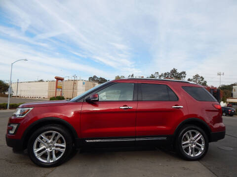 2016 Ford Explorer for sale at Direct Auto Outlet LLC in Fair Oaks CA