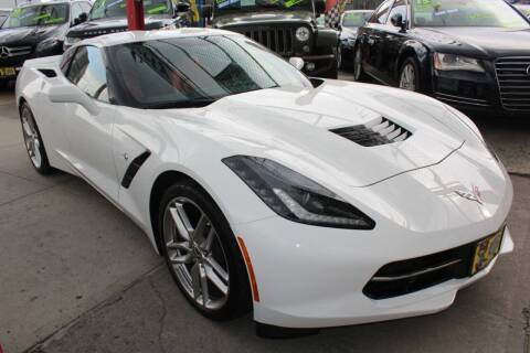 2016 Chevrolet Corvette for sale at LIBERTY AUTOLAND INC in Jamaica NY