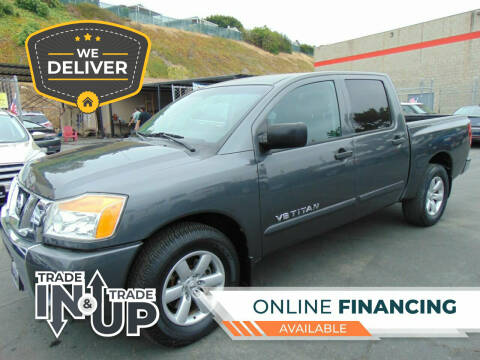 2008 Nissan Titan for sale at So Cal Performance in San Diego CA