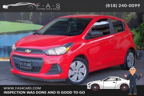 2016 Chevrolet Spark for sale at Best Car Buy in Glendale CA