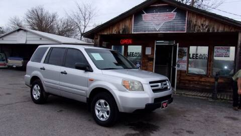 2007 Honda Pilot for sale at LEE AUTO SALES in McAlester OK
