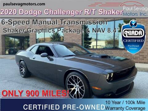 2020 Dodge Challenger for sale at Paul Sevag Motors Inc in West Chester PA