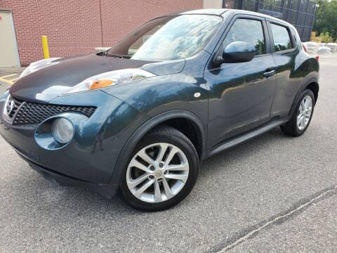 2013 Nissan JUKE for sale at TM AUTO WHOLESALERS LLC in Chesapeake VA