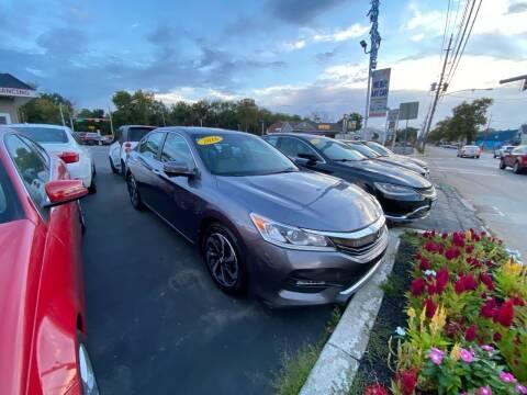 2016 Honda Accord for sale at WOLF'S ELITE AUTOS in Wilmington DE