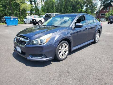 2013 Subaru Legacy for sale at AFFORDABLE IMPORTS in New Hampton NY