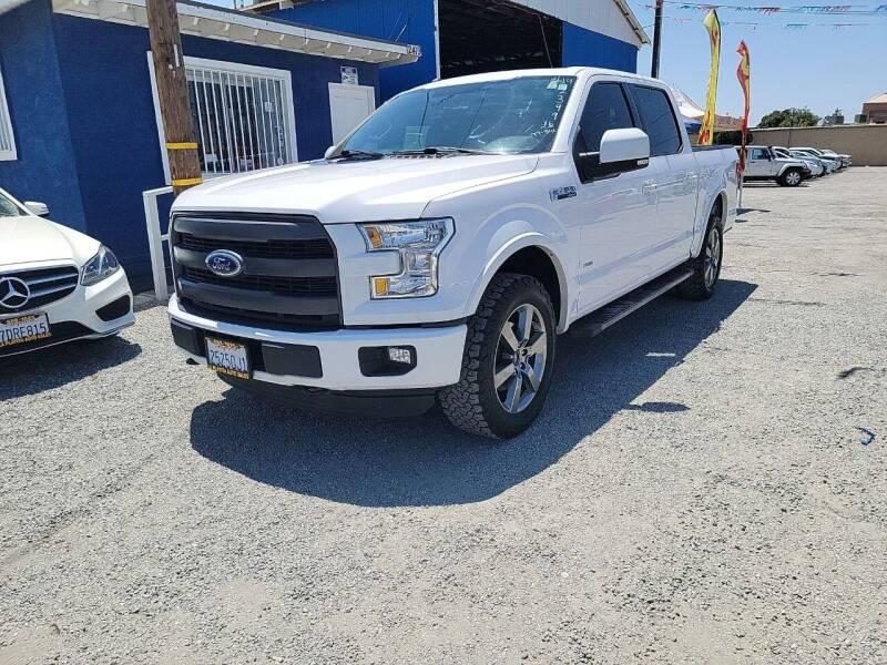 2016 Ford F-150 for sale at La Playita Auto Sales Tulare in Tulare CA