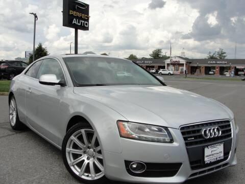 2011 Audi A5 for sale at Perfect Auto in Manassas VA