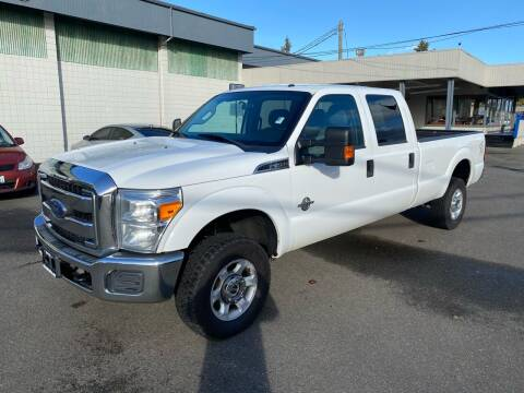 2014 Ford F-350 Super Duty for sale at Vista Auto Sales in Lakewood WA