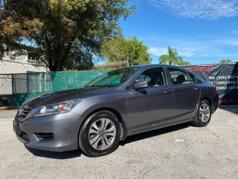 2013 Honda Accord for sale at Florida Automobile Outlet in Miami FL