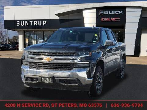 2020 Chevrolet Silverado 1500 for sale at SUNTRUP BUICK GMC in Saint Peters MO