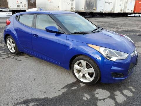 2012 Hyundai Veloster for sale at 518 Auto Sales in Queensbury NY