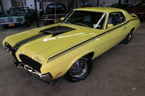 1970 Mercury Cougar for sale at Classic Car Deals in Cadillac MI