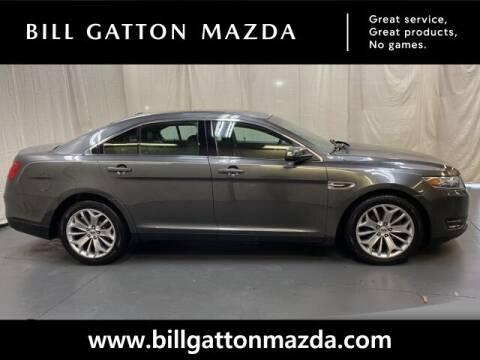 2015 Ford Taurus for sale at Bill Gatton Used Cars - BILL GATTON ACURA MAZDA in Johnson City TN