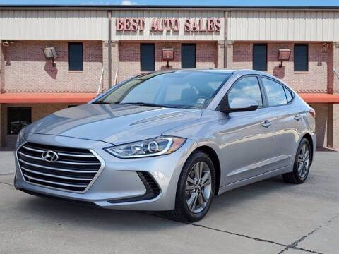 2017 Hyundai Elantra for sale at Best Auto Sales LLC in Auburn AL