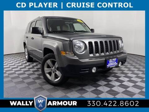 2011 Jeep Patriot for sale at Wally Armour Chrysler Dodge Jeep Ram in Alliance OH