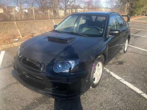 2004 Subaru Impreza for sale at Pinnacle Automotive Group in Roselle NJ