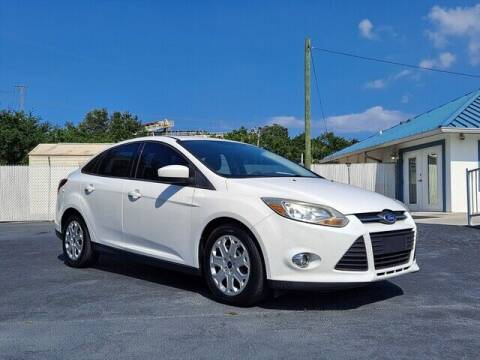 2012 Ford Focus for sale at Select Autos Inc in Fort Pierce FL