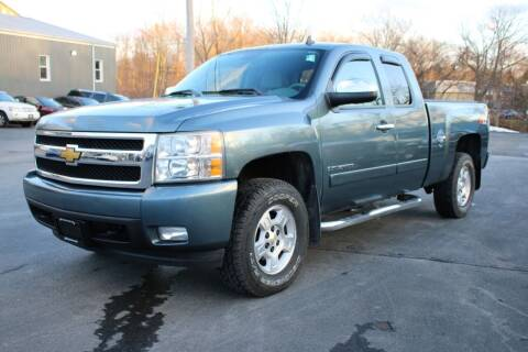 2008 Chevrolet Silverado 1500 for sale at Great Lakes Classic Cars & Detail Shop in Hilton NY
