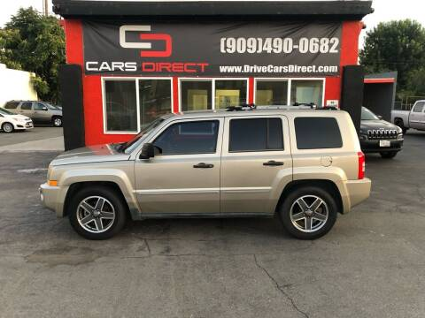 2009 Jeep Patriot for sale at Cars Direct in Ontario CA