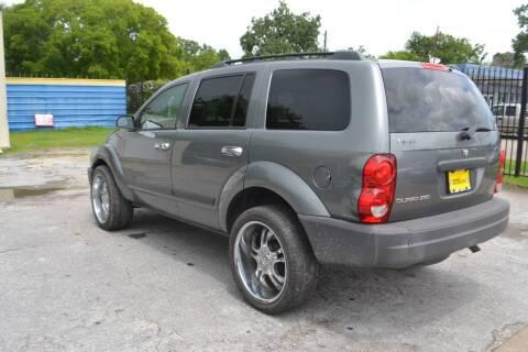 2006 Dodge Durango for sale at Preferable Auto LLC in Houston TX