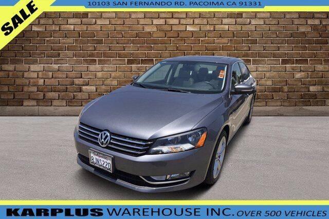 2015 Volkswagen Passat for sale at Karplus Warehouse in Pacoima CA