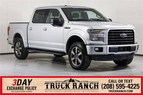 2016 Ford F-150 for sale at Truck Ranch in Twin Falls ID