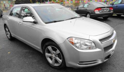 2011 Chevrolet Malibu for sale at Yosh Motors in Newark NJ