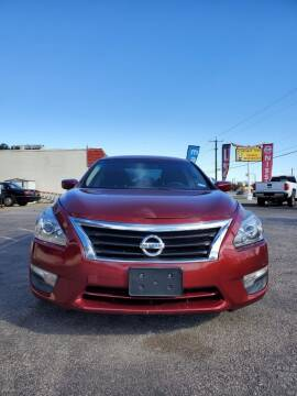 2013 Nissan Altima for sale at Progressive Auto Plex in San Antonio TX
