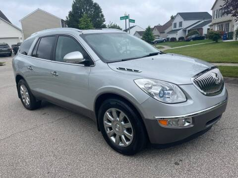 2011 Buick Enclave for sale at Via Roma Auto Sales in Columbus OH