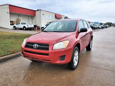 2010 Toyota RAV4 for sale at Image Auto Sales in Dallas TX