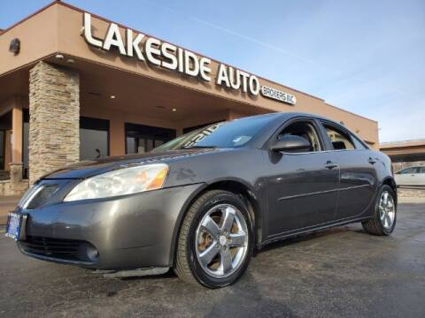 2005 Pontiac G6 for sale at Lakeside Auto Brokers in Colorado Springs CO