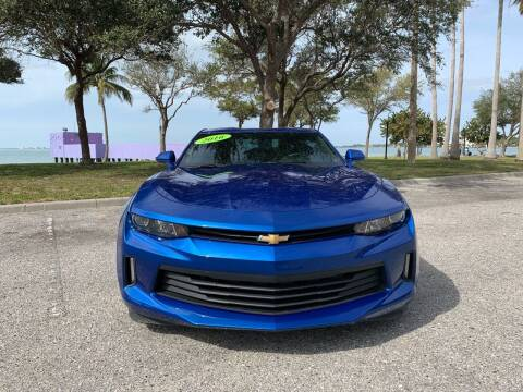2016 Chevrolet Camaro for sale at Auto Outlet of Sarasota in Sarasota FL
