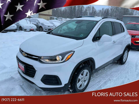 2019 Chevrolet Trax for sale at FLORIS AUTO SALES in Anchorage AK