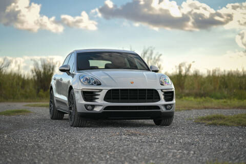 2015 Porsche Macan for sale at EURO STABLE in Miami FL