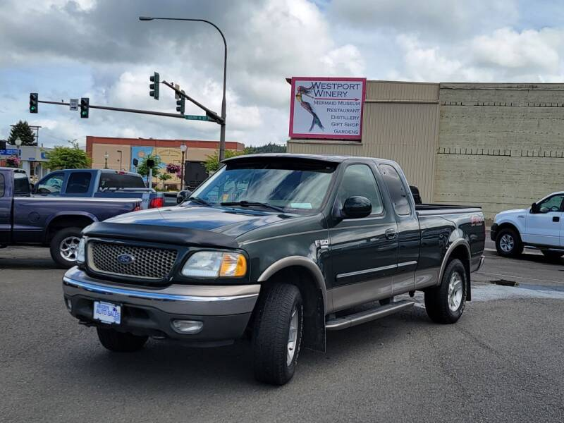 2003 Ford F-150 for sale in Aberdeen, WA