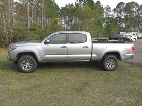 2017 Toyota Tacoma for sale at Ward's Motorsports in Pensacola FL