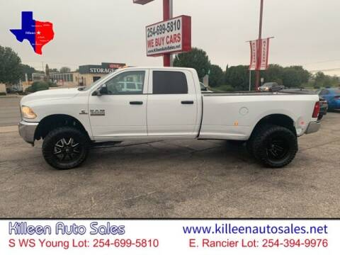 2015 RAM Ram Pickup 3500 for sale at Killeen Auto Sales in Killeen TX
