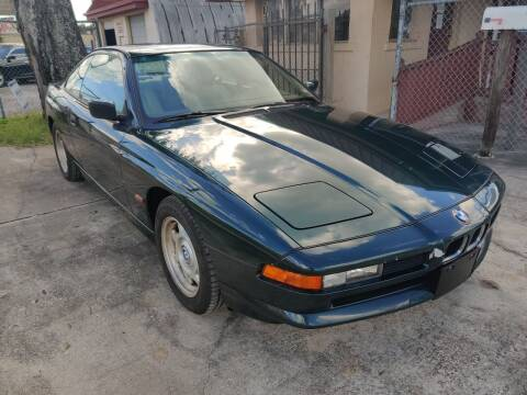 1995 BMW 8 Series for sale at Advance Import in Tampa FL